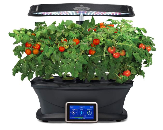 AeroGarden Bounty with Gourmet Herb Seed Pod Kit 1